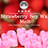 Thumbnail: STRAWBERRY SOY WAX MELTS (Anrh Strawberry Fragrance Melts for Home)
