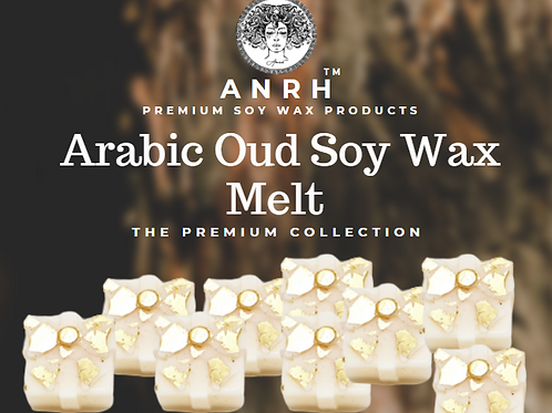 Arabic Oud Wax Melts