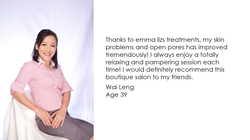 emma lizs testimonial - Wai Leng