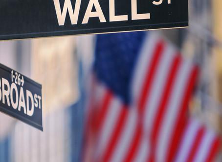 When Wall Street Bailed Out Washington