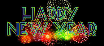 Happy New Year - Welcome 2018