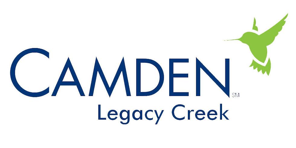 MONEY 101 - Camden Legacy Creek - Plano, TX