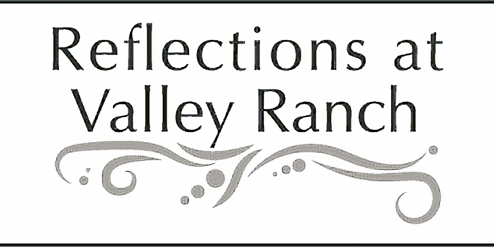 MONEY 101 - Reflections at Valley Ranch