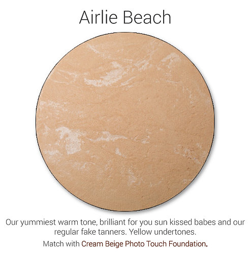 Airlie Beach Baked Foundation