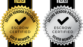 Meeting Escrow's Secure Vendor Program directory is now available