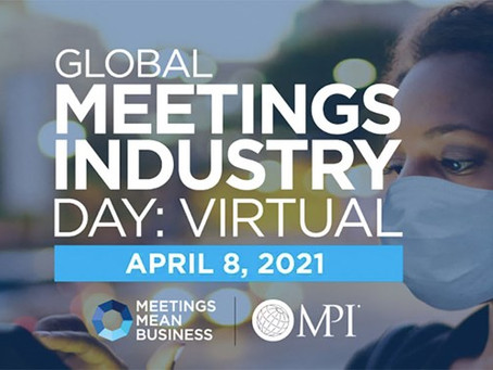 $1.5 trillion global meetings industry celebrates that meetings are expected to bounce back stronger