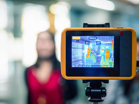 Mandatory temperature screening at Canada's busiest airports