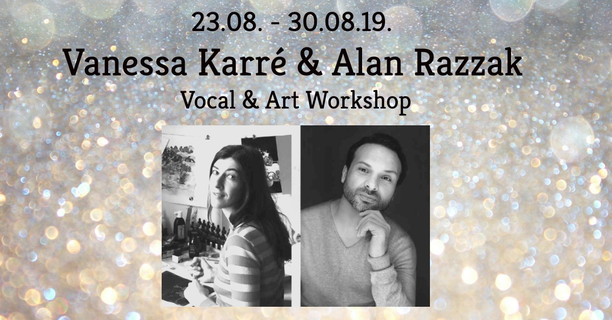 Voice & Art Workshop