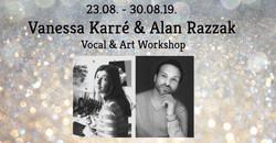 Voice & Art Workshop