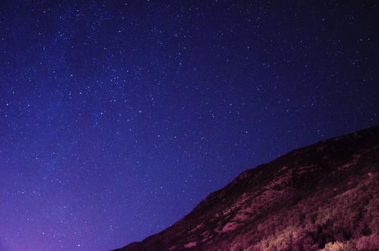 Noćno nebo iznad Balature