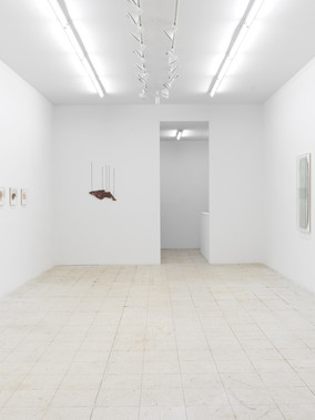 Installation view Present Portal Marinaro, New York