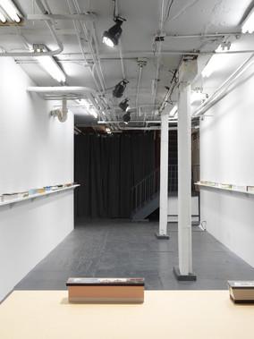 Installation view Here Marinaro, New York
