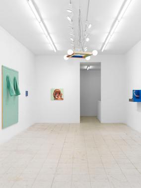 Installation view Color Shape Form Body Marinaro, New York