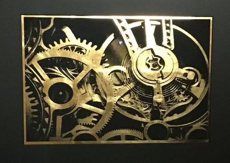 Gold Around The Clock