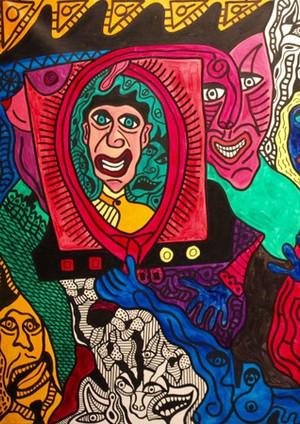 """La Galette draws the kings"""