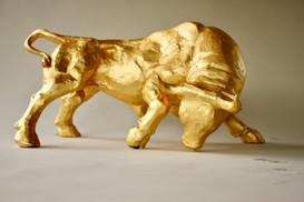 Taureau Feuille d'or