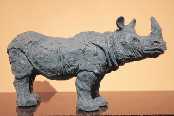 Little Rhino Blue / Gray