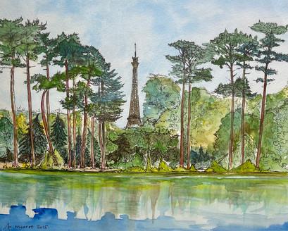 Lac du Bois de Boulogne