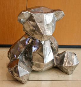 Aluminium Teddy Bear