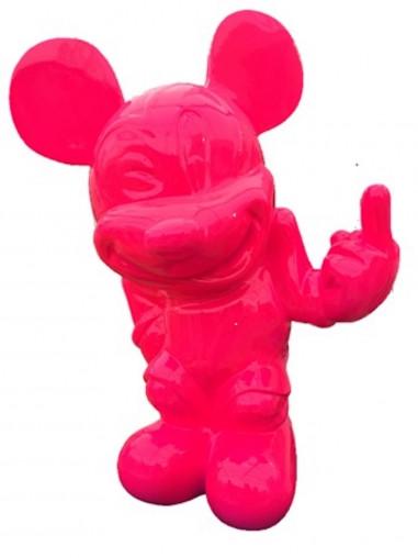 Va te faire Mickey Pink