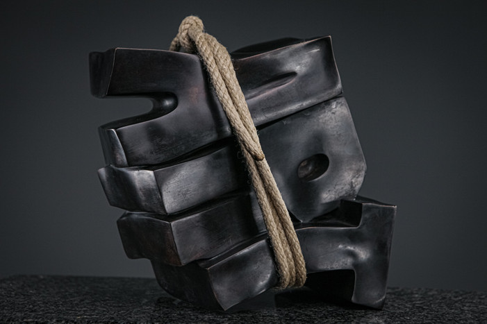 Bronze Strap Art