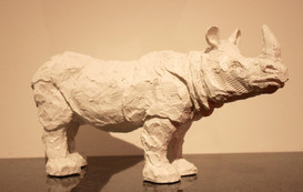 Petit Rhino Blanc