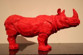 Petit Rhino Rouge