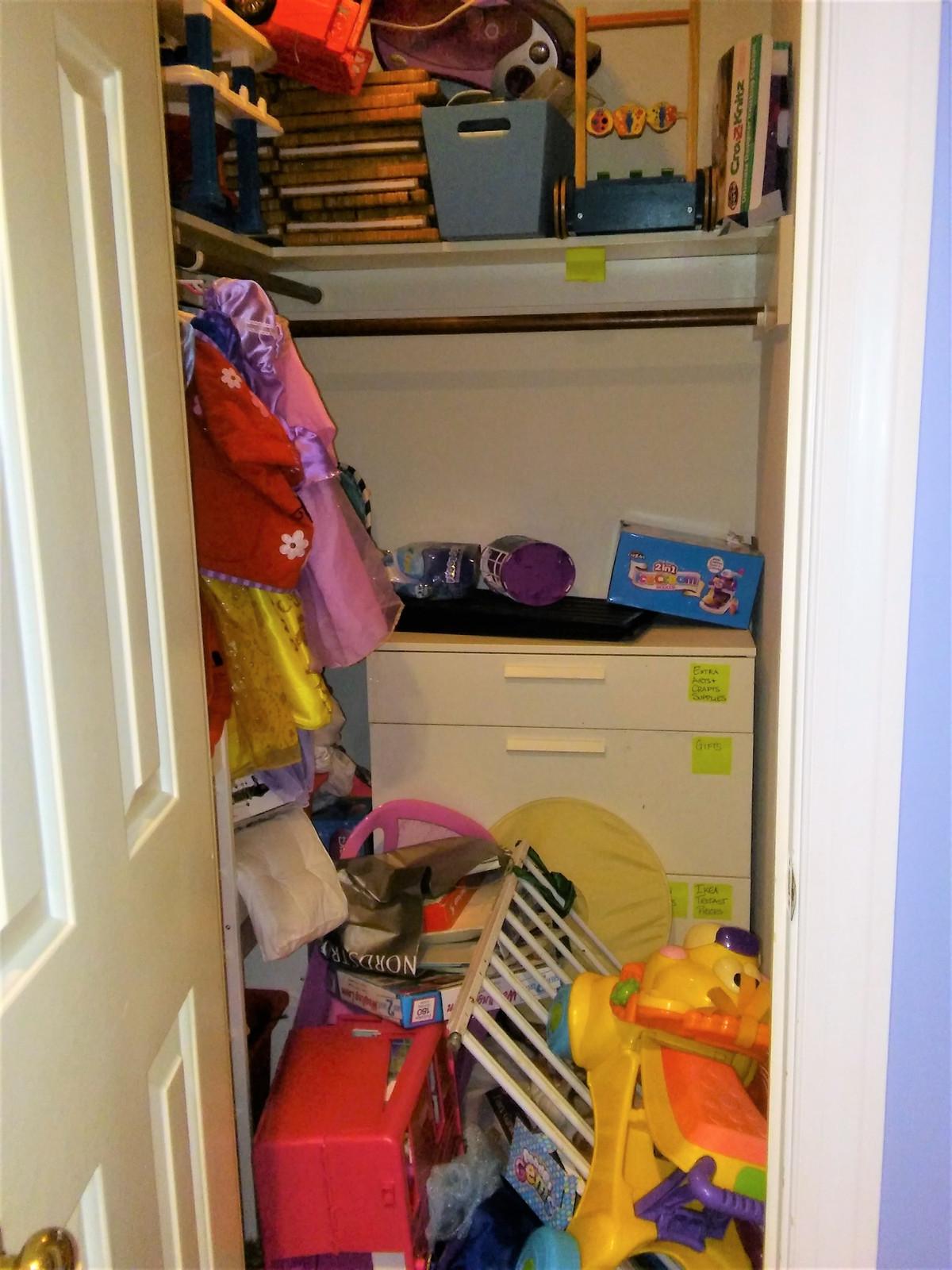 Merveilleux Closets And Kids