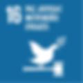 ODS 16 Promover sociedades pacíficas e inclusivas para o desenvolvimento sustentável, proporcionar o acesso à justiça para todos e construir instituições eficazes, responsáveis e inclusivas em todos os níveis