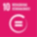 ODS  10 Reduzir a desigualdade dentro dos países e entre eles