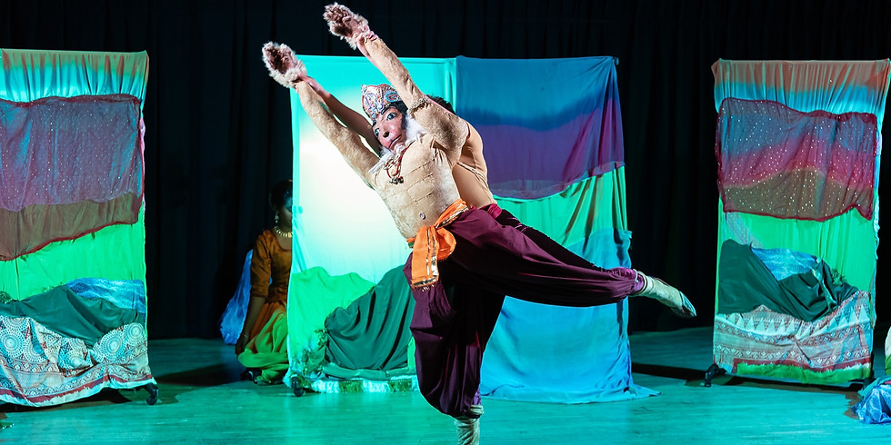 Smethwick: Hanuman Moves a Mountain and Attempts to Eat the Sun