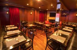 Dining room at Carpe Diem