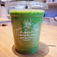 季節野菜の有機豆乳甘酒スムージー