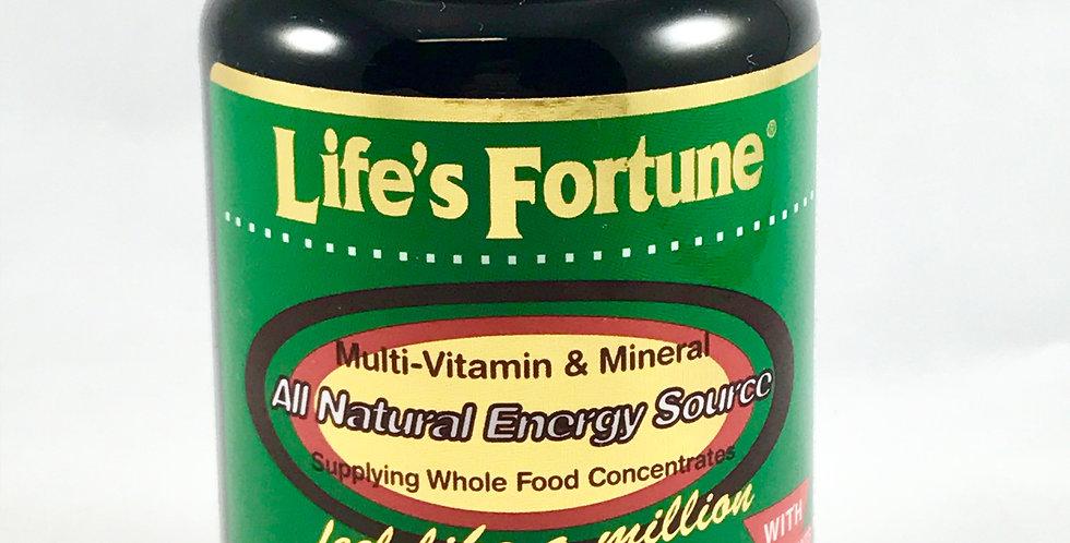 Life's Fortune Multi-Vitamin & Mineral