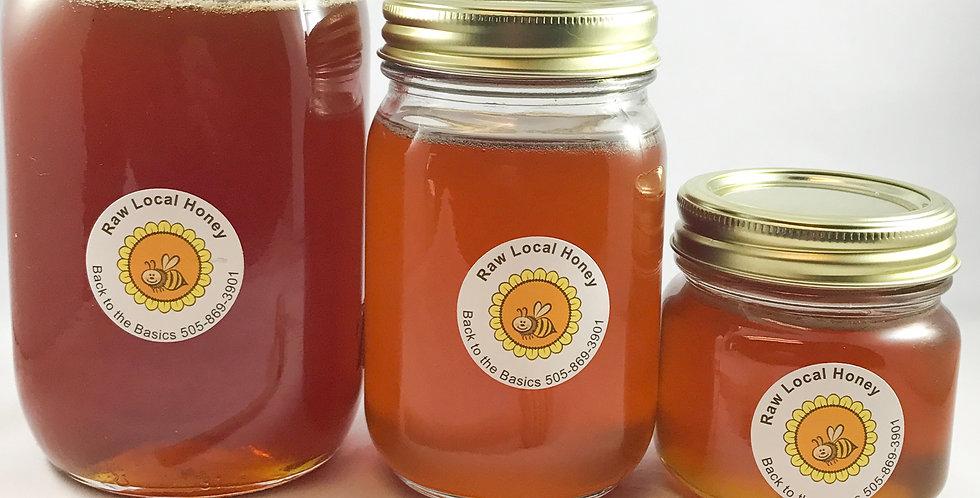 Raw Local NM Honey