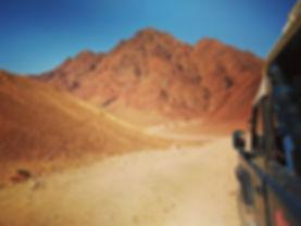 טיול לקניון האדום  - שאנטי טיולים במדבר