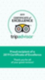TripAdvisor Badge אילת Eilat