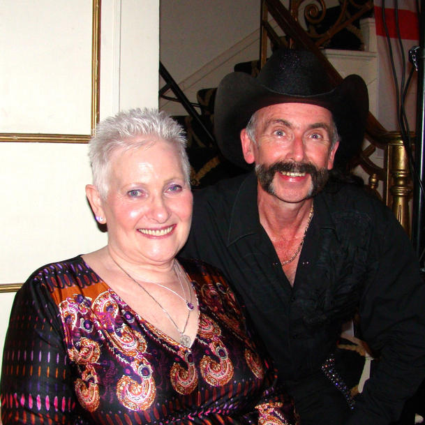 Maureen and John Rowell