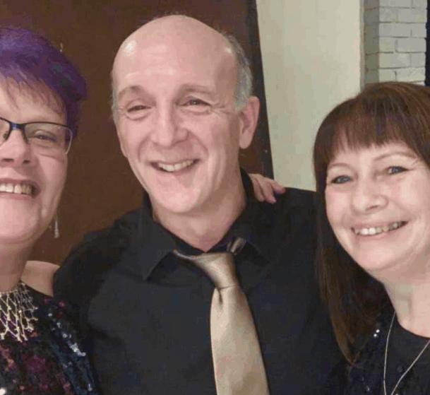 Cathy, Alan and Jacqui
