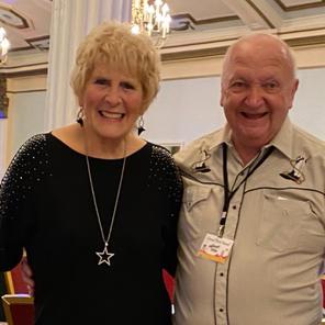 Celia and Geoff Ellis
