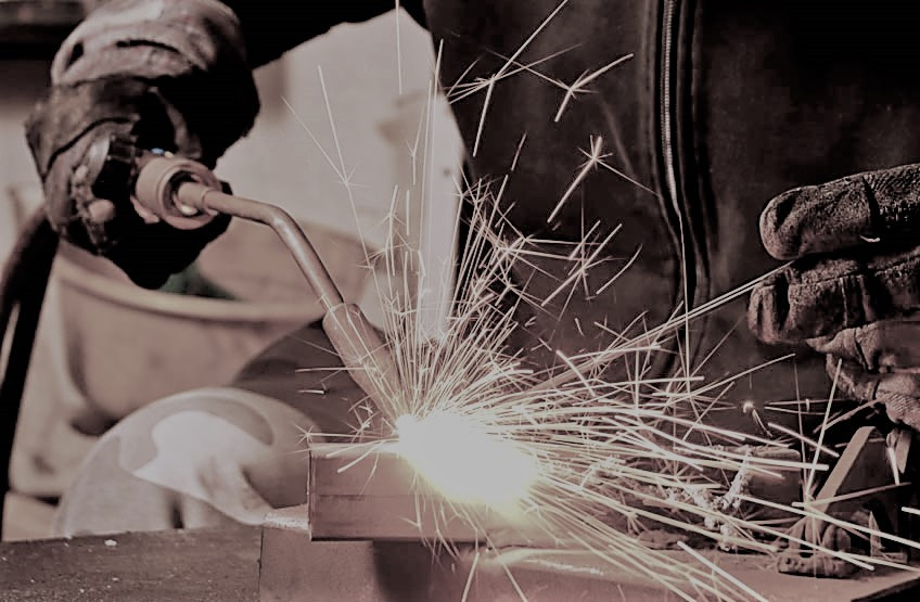 Metal product fabrication from cutting, bending, forming, welding and assembling.