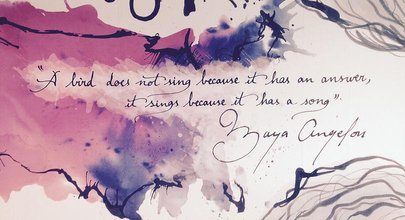 Blog Quote - Maya - Bird has a song.jpg