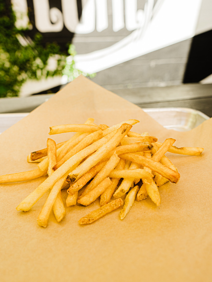 Nom Burgers French Fries