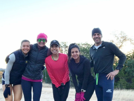 Marathoner and Single Mother of Two, Anita Perez, Makes Every Second Count.