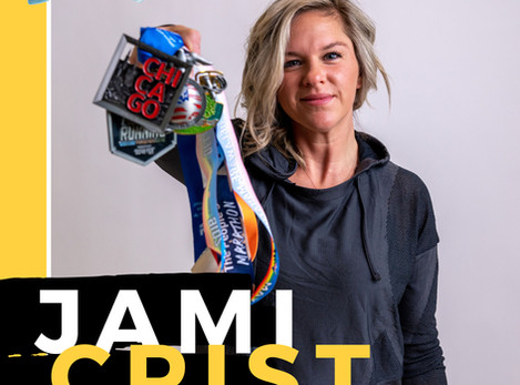 Jami's Journey to Under Armour Senior Leader in the Male-dominated Sports Industry