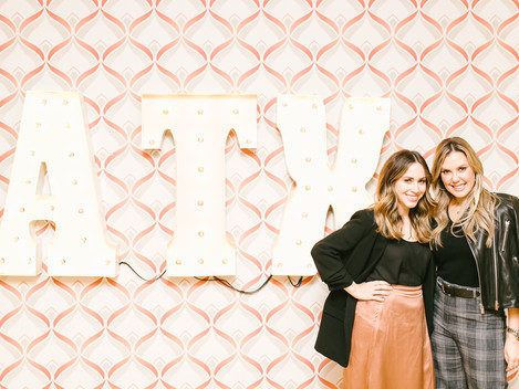 Kendra Scott Pays it Forward at Jaclyn Johnson's WorkParty Event in Austin, Texas.