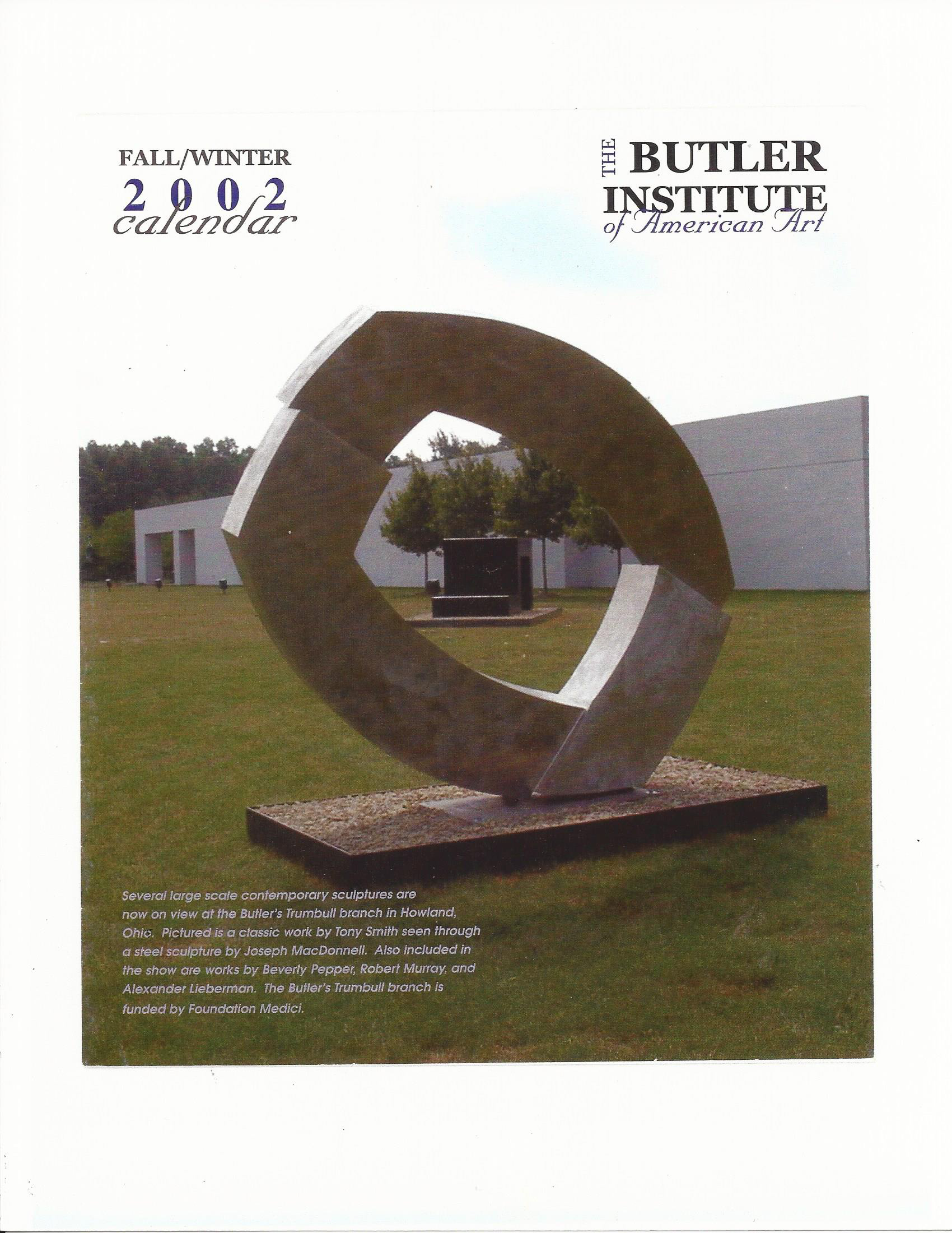 Butler Institute 2002