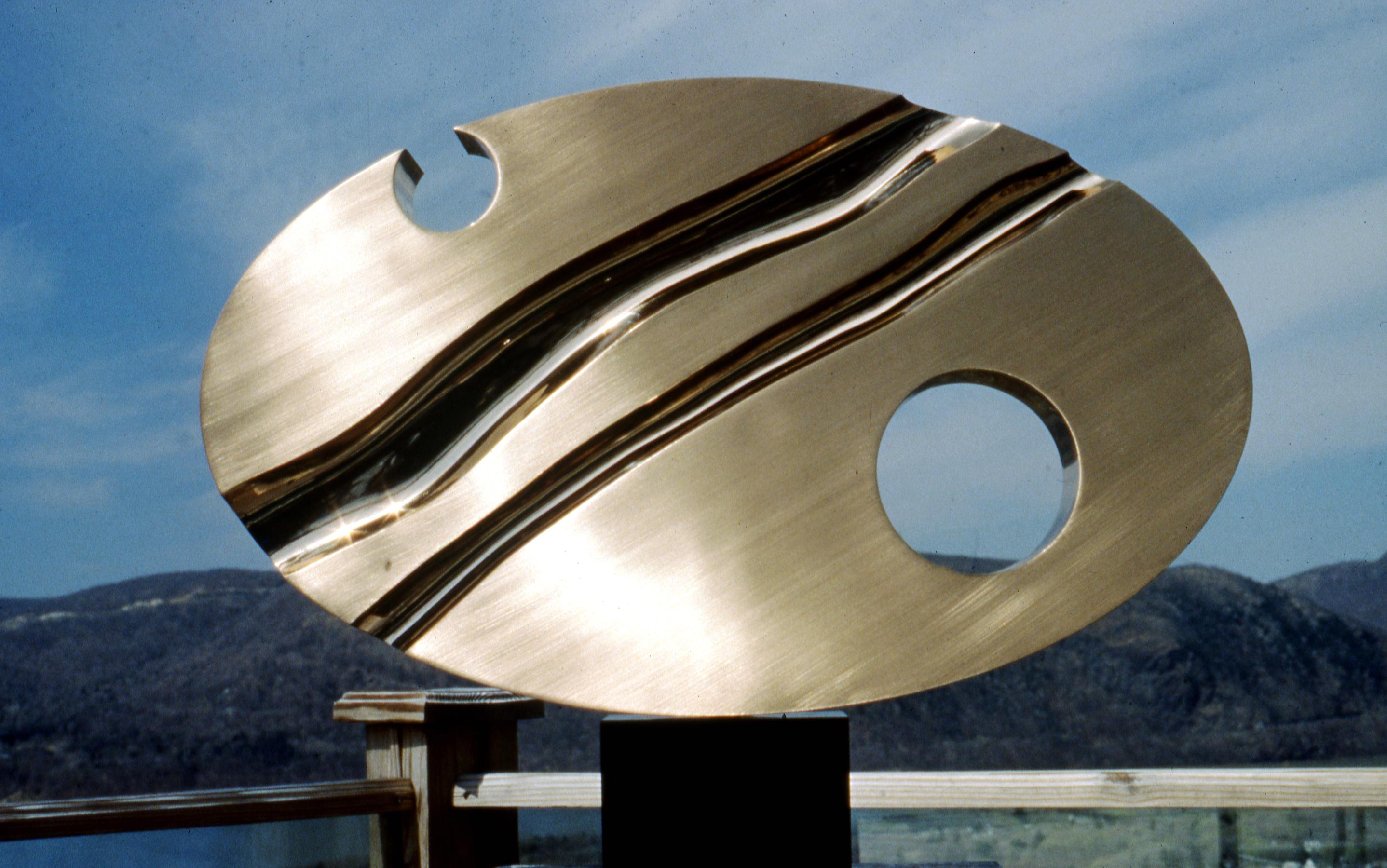 Elliptical Disc II A