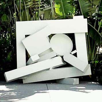 Breaking Away - White - Norton Museum