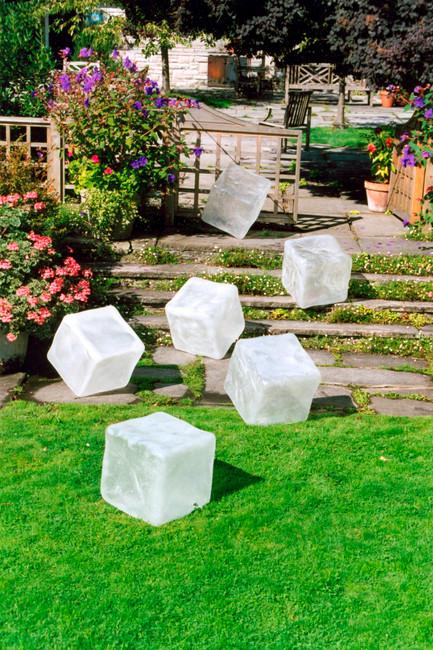 Polyurethane Cubes